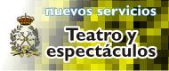 Servicios Teatro y espectáculos