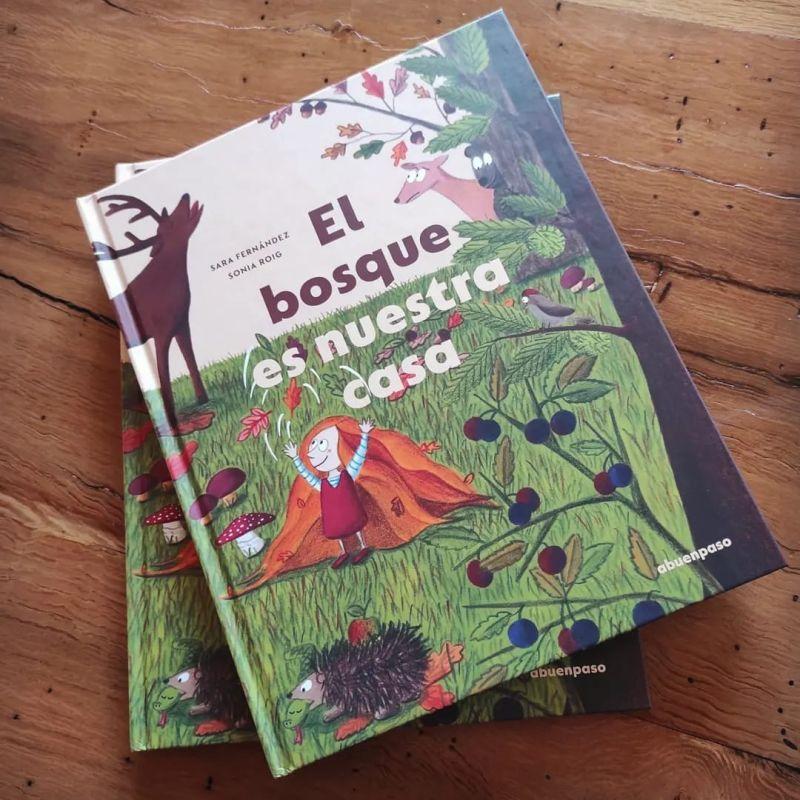 """Nueva publicación: """"El bosque es nuestra casa"""""""