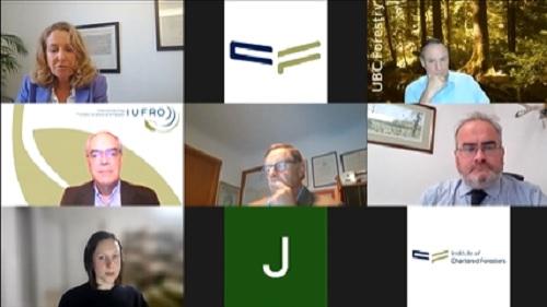 INPFA Virtual Meeting – September 2021