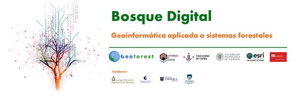 MOOC BOSQUE DIGITAL. Geoinformática aplicada a sistemas forestales