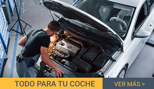 Ahorra también en servicios y compras de motor